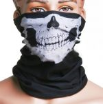 Skull Multi Purpose Head wear Hat Scarf Face Mask