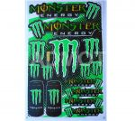 Sticker Kit Monster RP-998